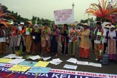 Aksi Anti Word Bank dan ADB 29 November 2011