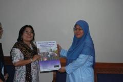 Audiensi Kaukus Parlemen RI Workshop Advokasi 29 November - 1 Desember 2010