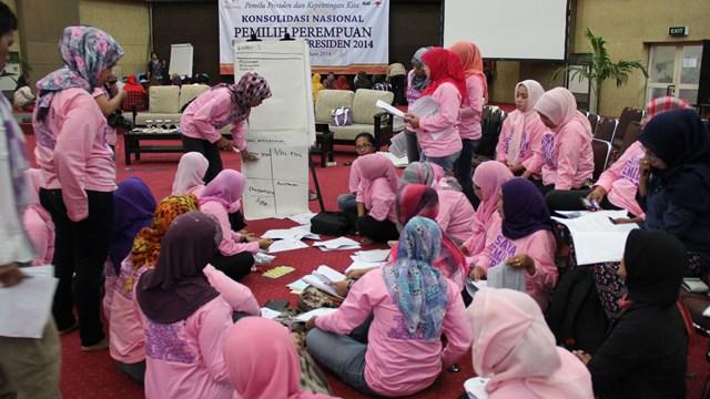 Temu Pemilih Perempuan (14)
