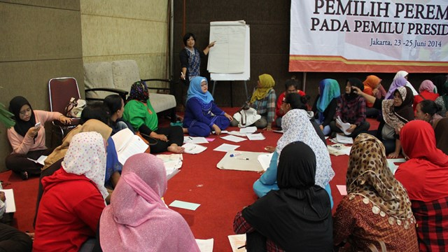 Temu Pemilih Perempuan (15)
