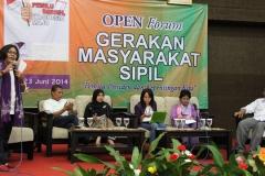 Temu Pemilih Perempuan 25-06-2014