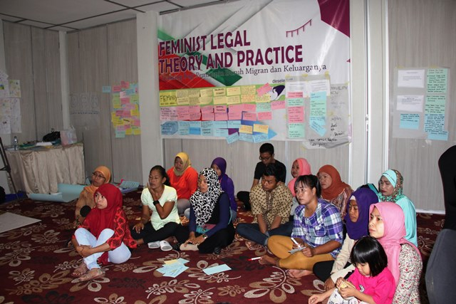 Training Feminist Legal Theory and Practice (13)