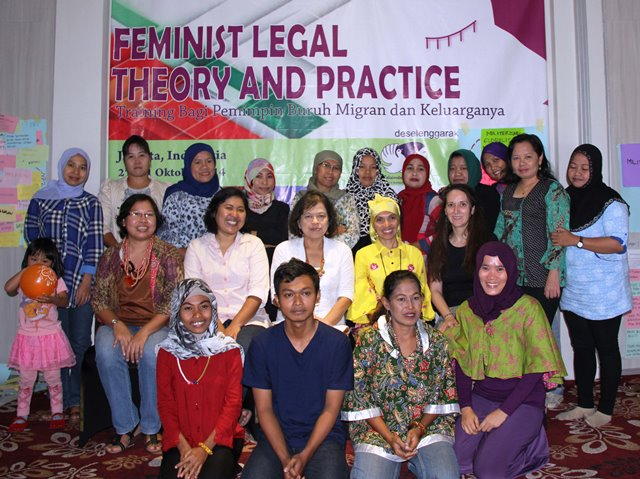 Training Feminist Legal Theory and Practice (22)