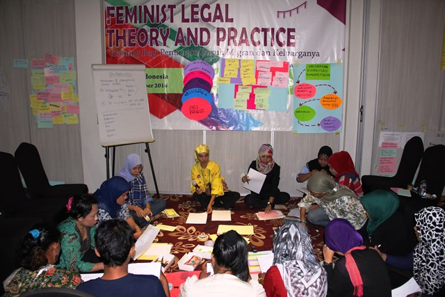 Training Feminist Legal Theory and Practice (26)