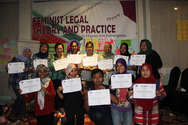 Training Feminist Legal Theory and Practice (32)