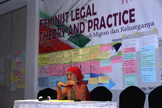 Training Feminist Legal Theory and Practice (9)