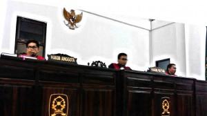 hakim pengadilan