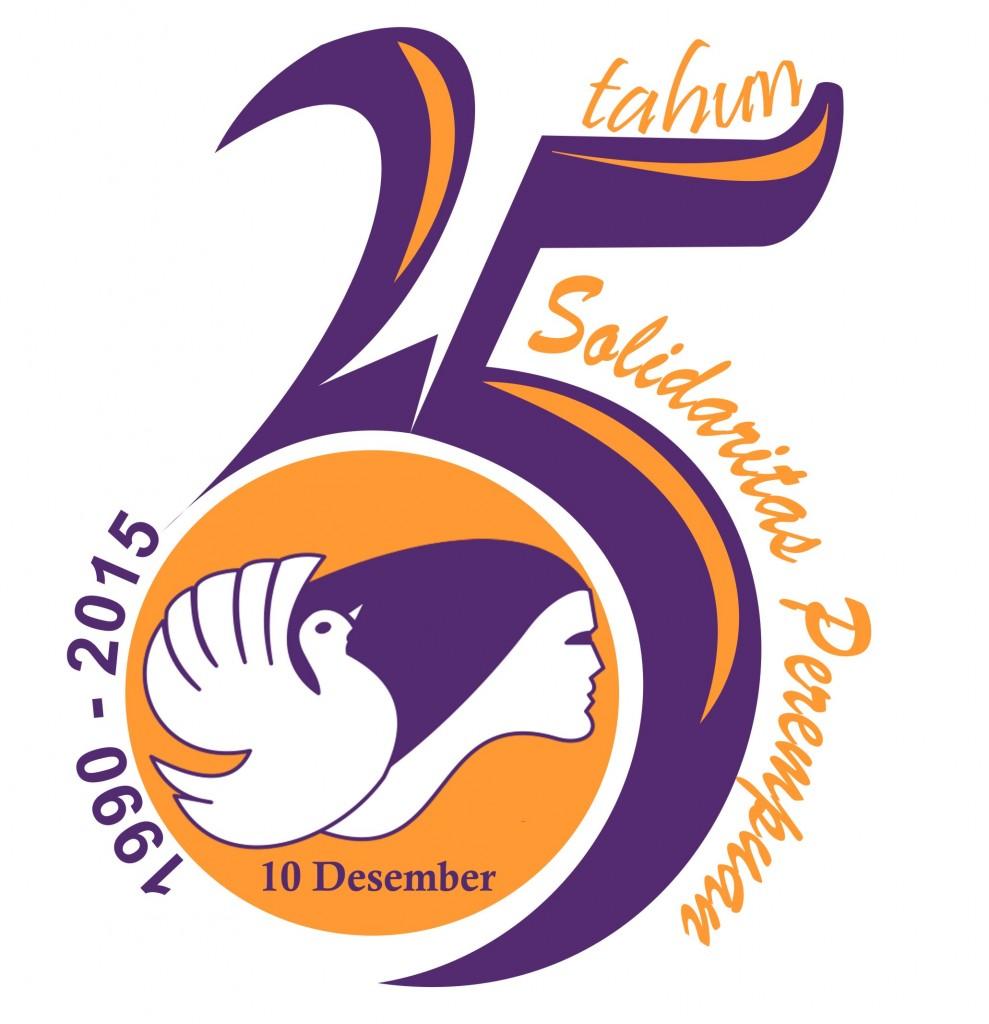 logo ultah 25thn