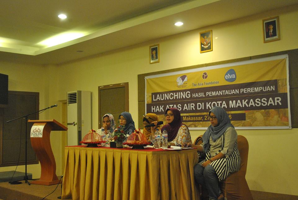 Launching Hak atas Air makassar