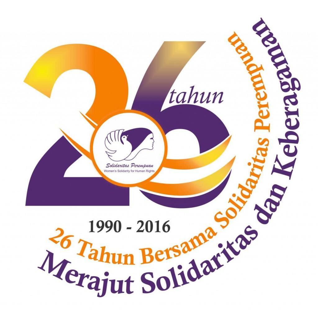 Logo ultah 26thn